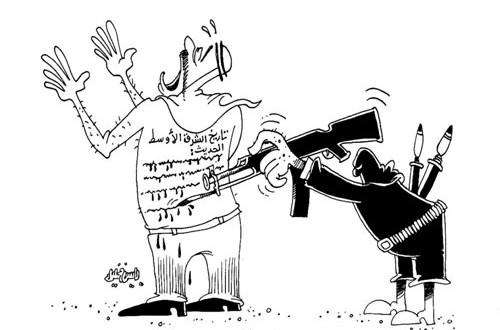 تاريخ الأشرق الأوسط الحديث
