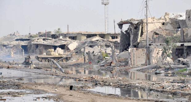 العراق: الجيش يصد هجوم المسلحين على (حديثة) و43 قتيل في قصف (القائم) و(بيجي)