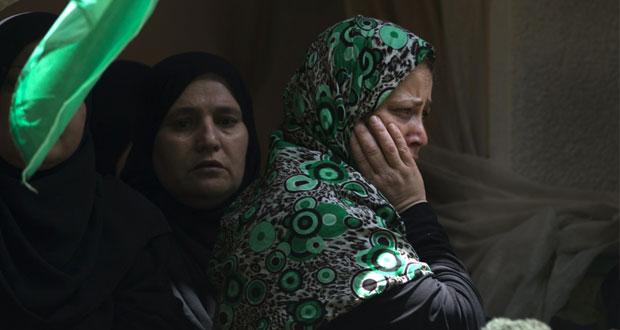 استشهاد فلسطيني بعدوان لطائرات الاحتلال على غزة