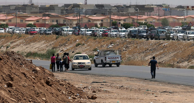 العراق: المالكي يرفض تشكيل ( انقاذ وطني) والجيش يصد هجوما على قاعدة عسكرية