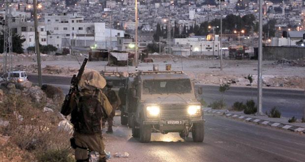 قوات الاحتلال تواصل حملتها العقابية في الضفة على خلفية اختفاء 3 مستوطنيين