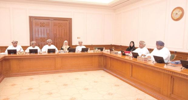 اجتماع لجنة الصداقة البرلمانية بين مجلسي الدولة والمستشارين المغربي