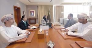 وزيرة التعليم العالي تلتقى بوفد من البنك الدولي