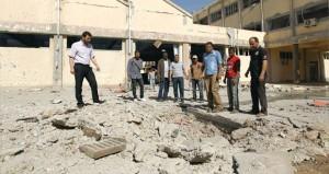 ليبيا: مقاتلات تشن 3 غارات جوية على (أنصار الشريعة)