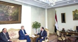 مصر تدعو لتطوير علاقتها بأميركا استندا لـ(الاحترام المتبادل)