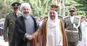 إيران تبدي الاستعداد لتوسيع العلاقات مع دول الخليج