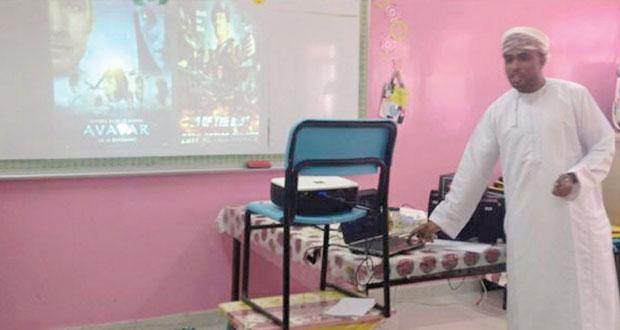 """المخرج السينمائي أنور الرزيقي يقدم حلقة عمل بعنوان """" كيف تصنع فيلما قصيرا ؟"""""""