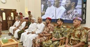 ختام التمرين الإستراتيجي (صنع القرار- 1) للمشاركين بالدورة الأولى بكلية الدفاع الوطني