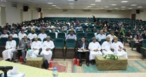 مؤتمر إزكي الوطني لمكافحة العدوى يوصي بضرورة إيجاد وتوفير وسائل ناجحة للتصدي لبعض الأمراض المعدية
