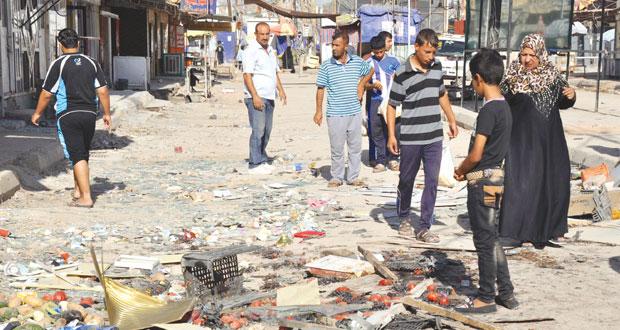 المالكي يتجه نحو حل سياسي ـ عسكري والجيش يصد المسلحين بحديثة
