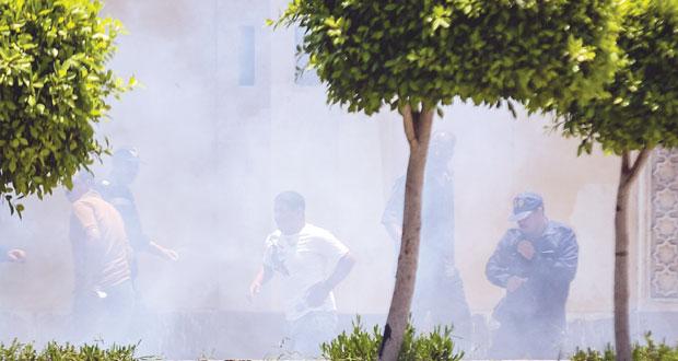 مصر: تفجيران قرب قصر الرئاسة والسيسي يتعهد بالقصاص