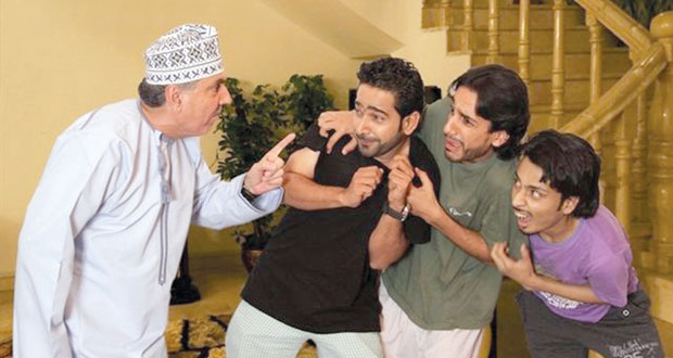 باقة متنوعة من المسلسلات الاجتماعية المتنوعة يقدمها تلفزيون سلطنة عمان