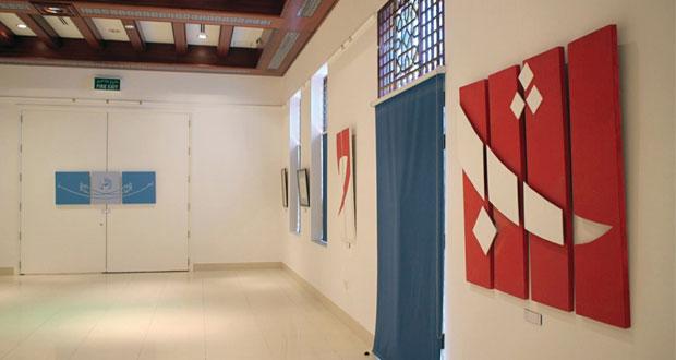 """جاليري سارة في بيت الزبير يستضيف معرض """"الخط العربي فن الحروف"""""""