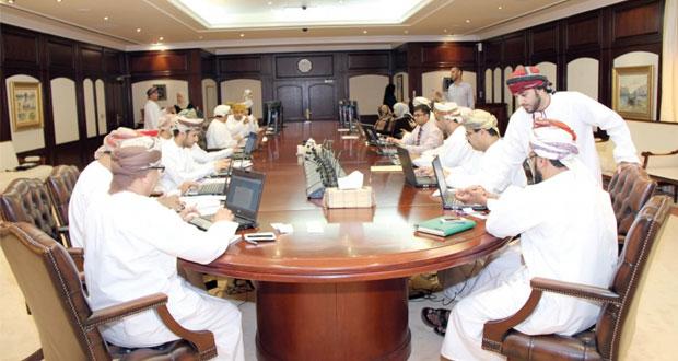 المجلس الأعلى للتخطيط ينظم حلقة تدريبية للنظام الإلكتروني للخطة الخمسية التاسعة (2016 ـ 2020)