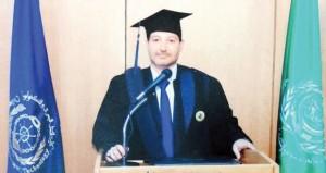 باحث عماني ينال الدكتوراة في إدارة المصائد السمكية
