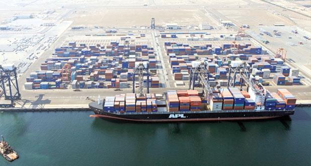 إجمالي قيمة الصادرات السلعية للسلطنة تقترب من 3.4 مليار ريال عماني بنهاية فبراير الماضي
