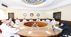 لجنة التعدين والكسارات بالغرفة تقترح تخصيص ميناء شناص لتجميع وتصدير مواد ومنتجات التعدين والكسارات