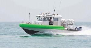 """""""العمانية لإدارة المطارات"""" تعزز أسطولها بثلاثة قوارب للتعامل مع حوادث الطائرات في البحر"""