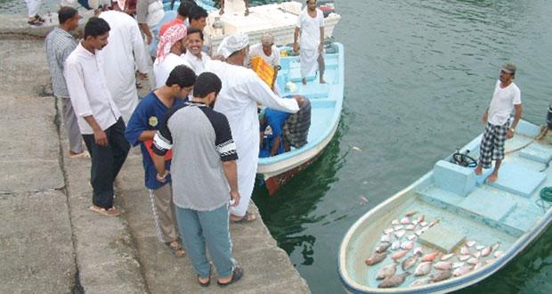 دوائر التنمية الزراعية والسمكية ودور كبير في خدمة المزارعين والصيادين