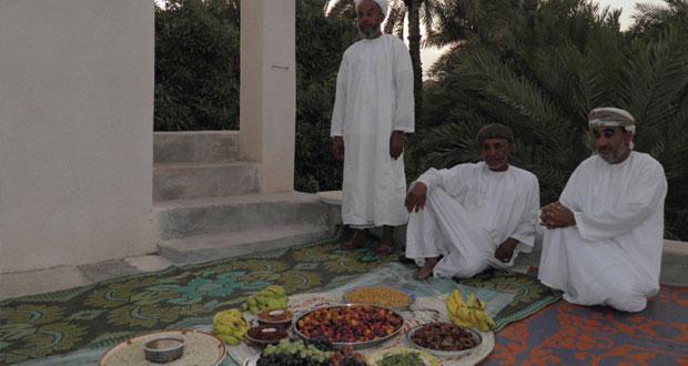 عادات وتقاليد وأوقاف رمضانية بولاية نخل تجسد التكاتف الاجتماعي بين الغني والفقير