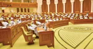 مجلس الشورى يبدأ أجازته البرلمانية