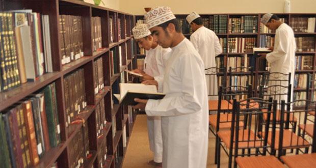 تواصل فعاليات ومناشط المراكز الصيفية التعليمية بولاية الرستاق