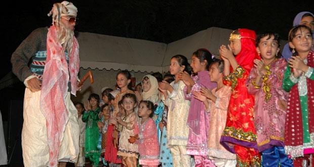 بعد غد.. بلدية مسقط تحتفل بالقرنقشوه على مسرح المدينة وقاعة نادي السيب