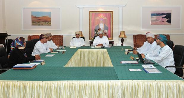 مجلس إدارة الهيئة العامة لسجل القوى العاملة يعقد اجتماعه الثاني لهذا العام