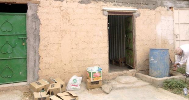 تغريم إحدى الشركات 4 آلاف ريال عماني لتخزينها مواد غذائية داخل مزرعة