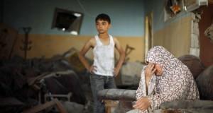 تقرير حقوقي يرصد معاناة أطفال غزة بسبب العدوان