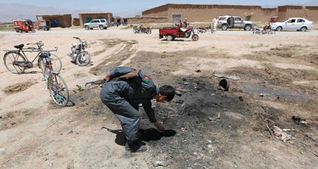 16 قتيلا بينهم 4 عناصر من (الأطلسي) بهجوم في كابول