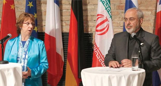 إيران تتفق مع «5+1» على تمديد المفاوضات حول «النووي»