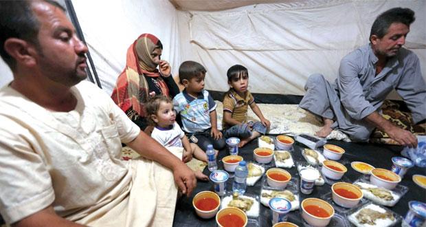 العراق: المالكي يصدر عفوا عاما عن من (تورطوا) ويرفض سيطرة الأكراد على (المتنازع عليها)