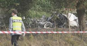 بولندا: مقتل 11 شخصا في سقوط طائرة فوق نادي مظلات