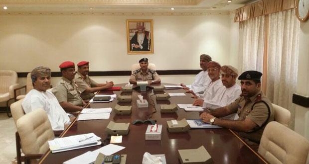 اللجنة العمانية للرماية بالأسلحة التقليدية تعقد اجتماعها الثاني