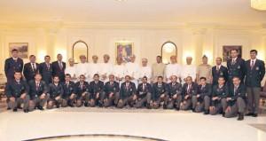 فريق قوات السلطان المسلحة للرماية يختتم مشاركته في بطولة بزلي بالمملكة المتحدة