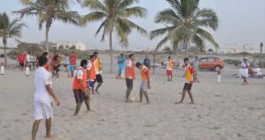 تنفيذ أنشطة رياضية بين مراكز تدريب طلبة المدارس وأخرى مفتوحة للأسر والفئات العمرية المختلفة