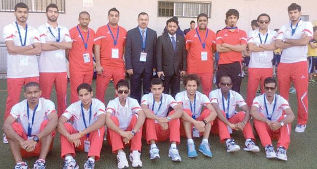 بعثة المنتخب الجامعي تختتم مشاركتها في مونديال اسبانيا لكرة القدم للصالات