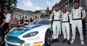 الحارثي سعيد بالاستعدادات لسباق سبا البلجيكي 24 ساعة