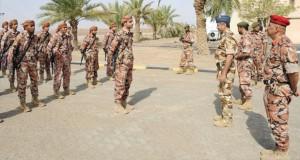 التوجيه المعنوي ينظم زيارات لعدد من الوحدات العسكرية والمواقع الحدودية والمستشفيات العسكرية