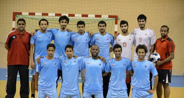 ممثلا للكرة الخليجية والعربية .. المنتخب الجامعي يطير إلى اسبانيا للمشاركة في كأس العالم