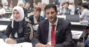 العامري والهوتية يمثلان السلطنة في مؤتمر القمة العالمي للسلة على الكراسي المتحركة