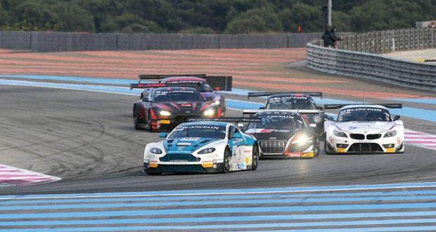 في سباق بلانك بان 24 ساعة في بلجيكا .. تحدٍ كبير أمام فريق عمان لسباقات السيارات