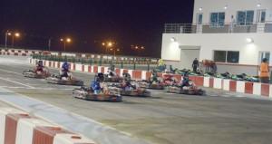 تواصل منافسات المهرجان الرمضاني لرياضة المحركات