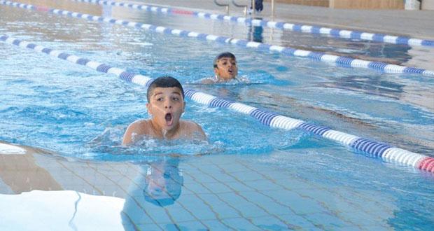 المجمعات الرياضية بالسلطنة تدعم القطاعين الرياضي والشبابي