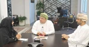 اللجنة العمانية للشطرنج تبحث التعاون المشترك مع شركة تنمية نفط عمان