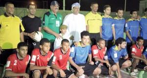 انطلاق البطولة الرمضانية الثالثة لنادي العروبة