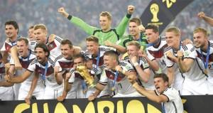 الماكينات الألمانية تنتزع نجمتها الرابعة على حساب التانجو الأرجنتينى