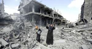 أكثر من ألف شهيد و6 آلاف مصاب في العدوان الإسرائيلي على غزة