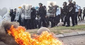 التشريح يثبت إحراق الإرهابيين لـ(أبوخضير) حيا .. والتظاهرات تشتعل